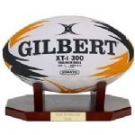 Rugby Ball Display Stand